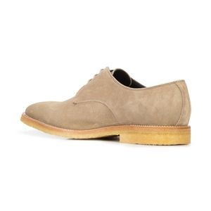 To Boot Shoes - To Boot NY Captain Suede Lace up